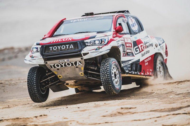 Dakar: Al-Attiyah, Sainz e Peterhansel prometem belas corridas