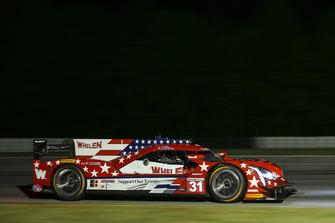 #31 Action Express Racing Cadillac DPi, P: Eric Curran, Felipe Nasr, Gabby Chaves