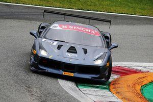 Ferrari 488 #161, Ineco MP Racing: Thomas Gostenr