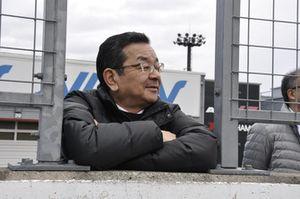 President Honda Takahiro Honda