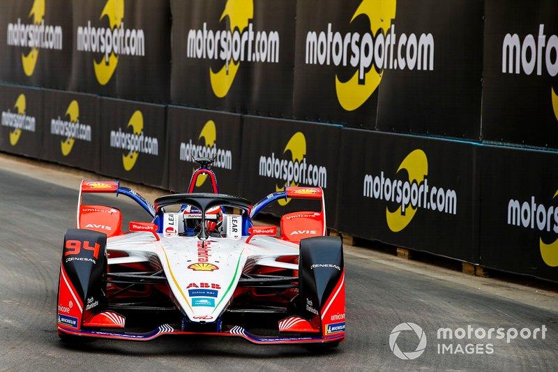 Felix Rosenqvist, Mahindra Racing, M5 Electro