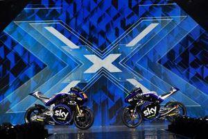 Designpräsentation: Sky Racing Team VR46 2019
