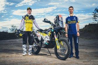 Andrew Short, Pablo Quintanilla, Husqvarna Factory Racing