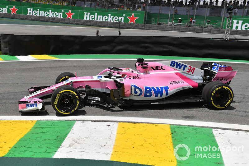 23. Nicholas Latifi, Racing Point Force India VJM11