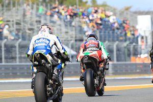 Scott Redding, Aprilia Racing Team Gresini, Torres