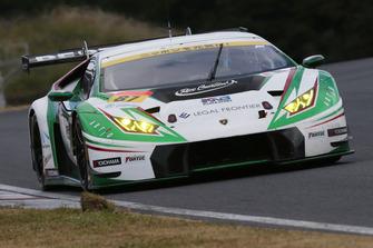 #87 リーガルフロンティア ランボルギーニ GT3