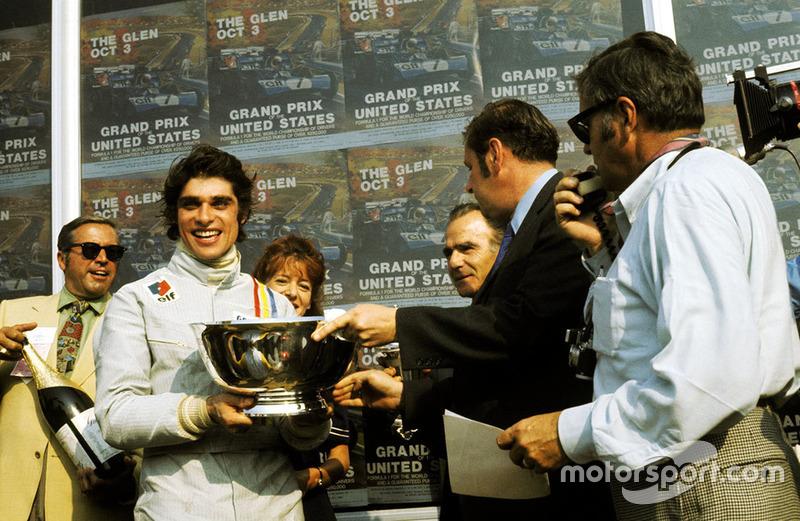 Francois Cevert: GP dos EUA de 1971