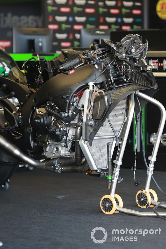 Bike of Jonathan Rea, Kawasaki Racing
