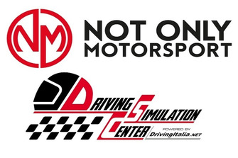 Accordo Driving Simulation Center-Not Only Motorsport, logotipo