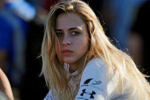 София Флерш, Van Amersfoort Racing Dallara F317 - Mercedes-Benz