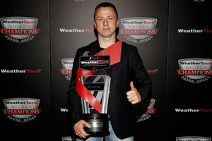 Jim Trueman Award winner Misha Goikhberg