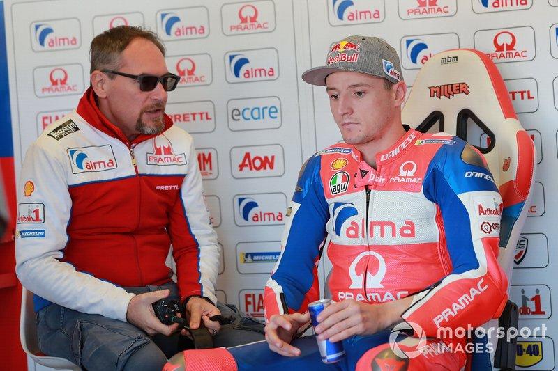 Jack Miller, Alma Pramac Racing