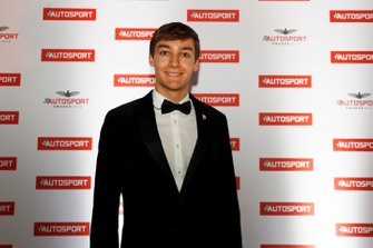 Williams F1-coureur George Russell