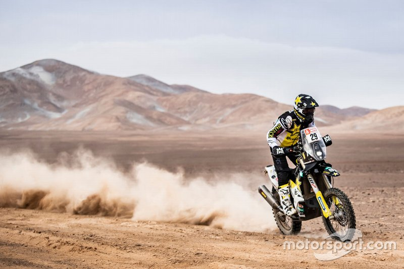 #29 Rockstar Energy Husqvarna Factory Racing: Andrew Short