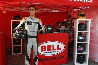 Champion Mikel Azcona, PCR Sport Cupra TCR