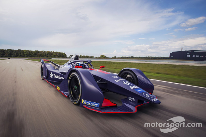 Virgin Racing Gen2 Formula E