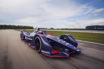 Virgin Racing Gen2 Formule E-bolide