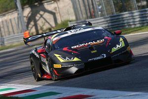 #132 Lamborghini Super Trofeo EVO, Bonaldi Motorsport: Xu-Pavlovic