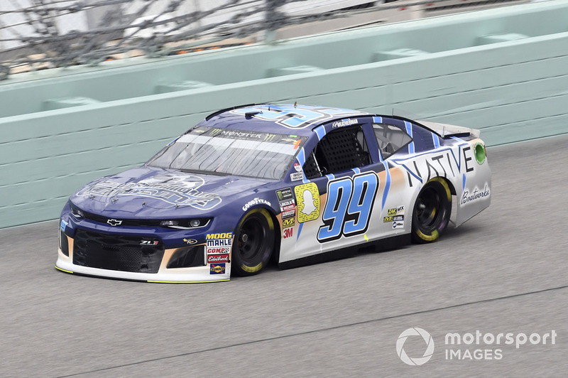 35. Kyle Weatherman, StarCom Racing, Chevrolet Camaro International Marine/Native Boatworks