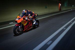 Miguel Oliveira, Red Bull KTM Factory Racing attraversa il Gleinalmtunnel