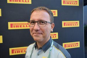 Massimo Donatellis responsabile Pirelli Motosport Modelling