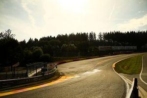 Eau Rouge am Circuit de Spa-Francorchamps