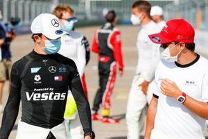 Nyck De Vries, Mercedes Benz EQ, Felipe Massa, Venturi