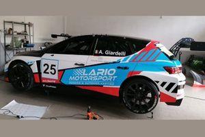 Alessandro Giardelli, BD Racing, Cupra TCR DSG