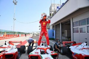 Petecof Gianluca; F3 Tatuus 318 AR #10; Prema Powerteam