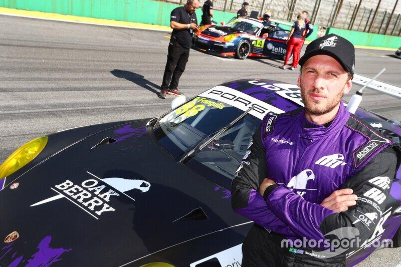 Georgios Frangulis - Porsche