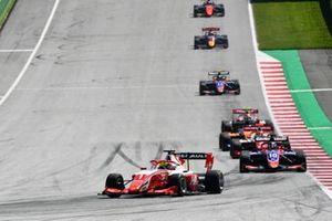 Oscar Piastri, Prema Racing and Lirim Zendeli, Trident
