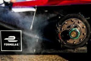 Mahindra Racing brake disk