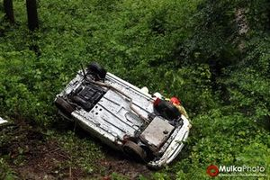 Testy przed Rally Ireco Motorsport