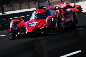 Татьяна Кальдерон и Андре Негран, #50 Richard Mille Racing Team Oreca 07 - Gibson