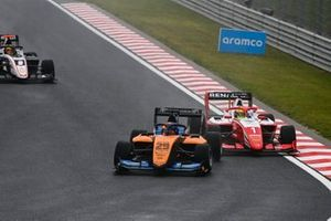Alexander Peroni, Campos Racing and Oscar Piastri, Prema Racing