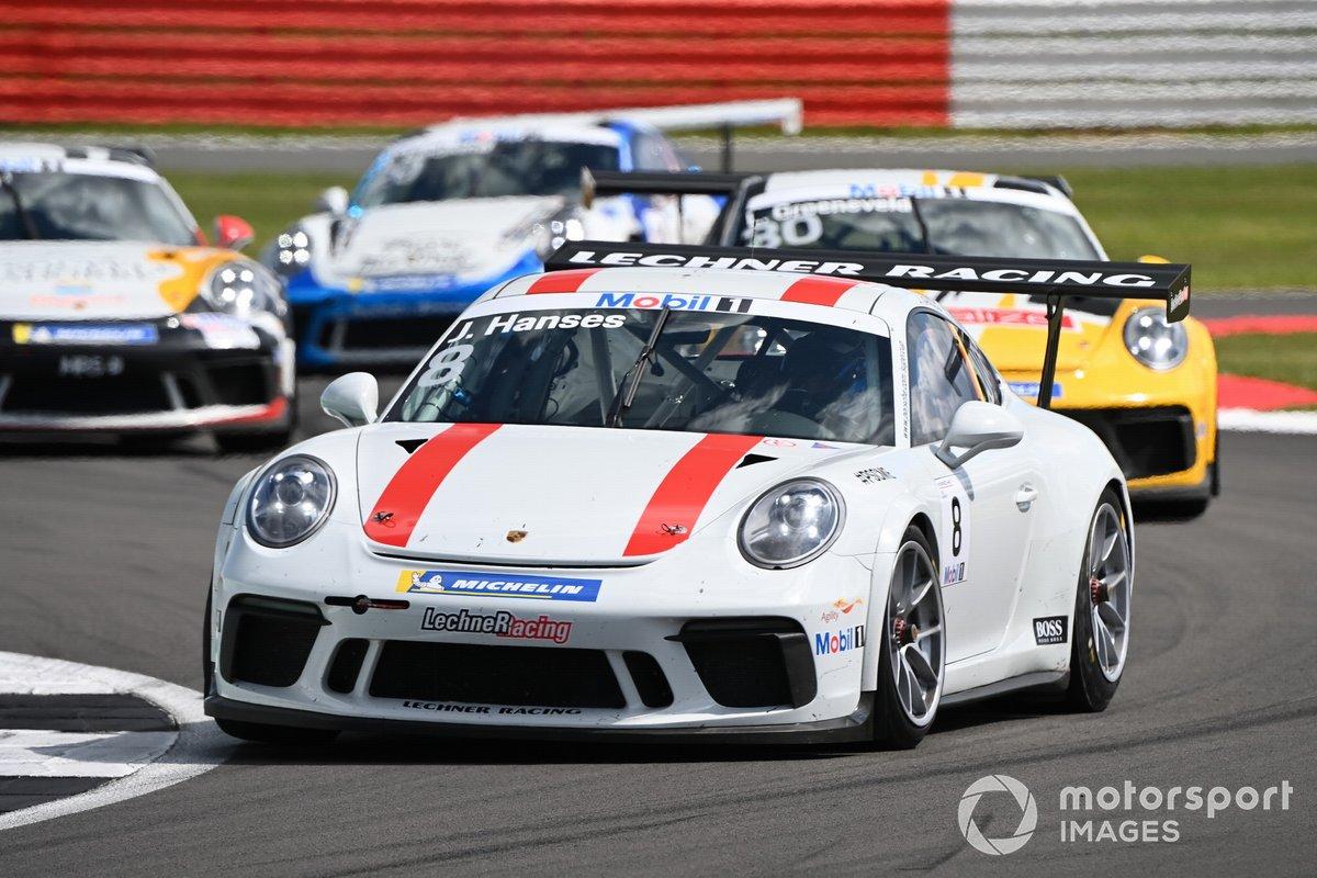 Julian Hanses, Lechner Racing Middle East