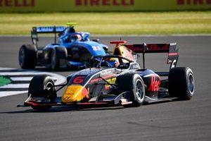 Dennis Hauger, Hitech Grand Prix and Federico Malvestiti, Jenzer Motorsport