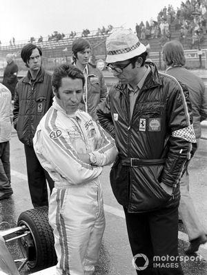 Mario Andretti, Ferrari 312B2, Mauro Forghiere