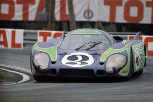 Gerard Larrouse, Willi Kauhsen, Porsche 917 LH