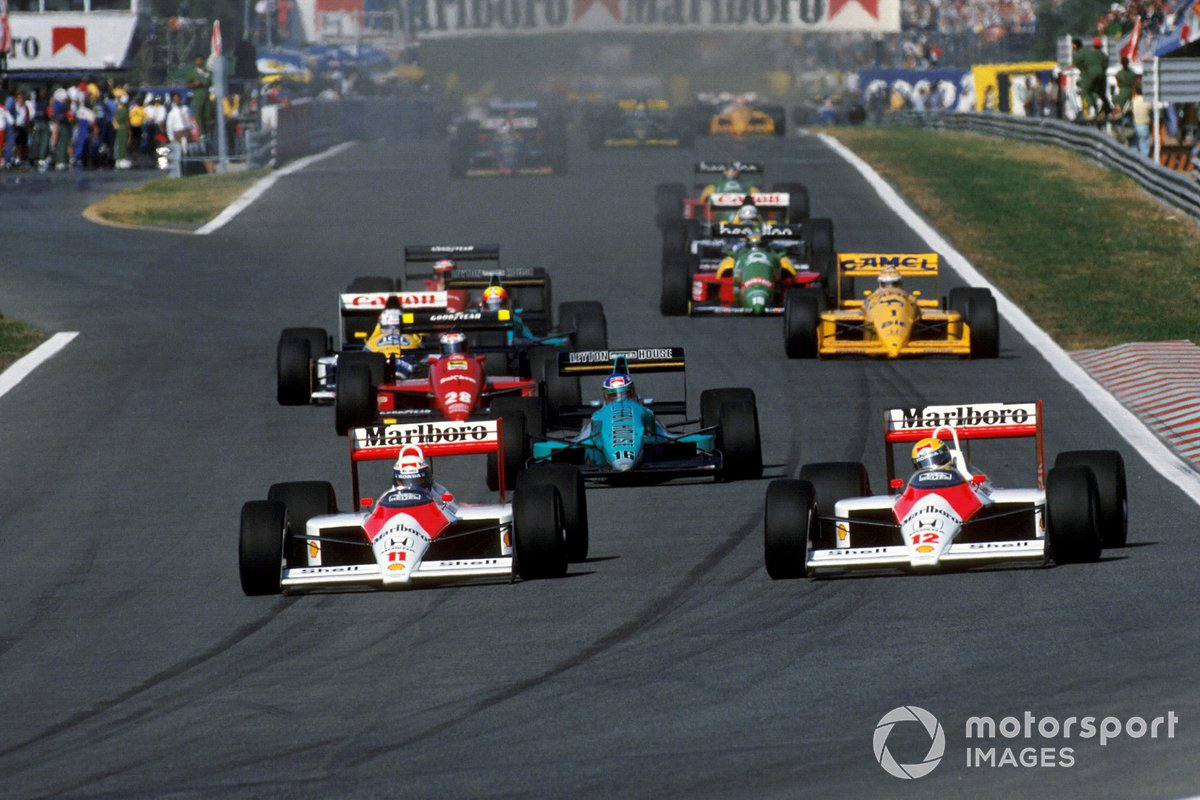 1988 Portuguese Grand Prix - Estoril