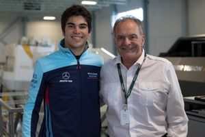 Pierre Houde, Canada with Lance Stroll