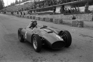 Peter Collins, Ferrari D50