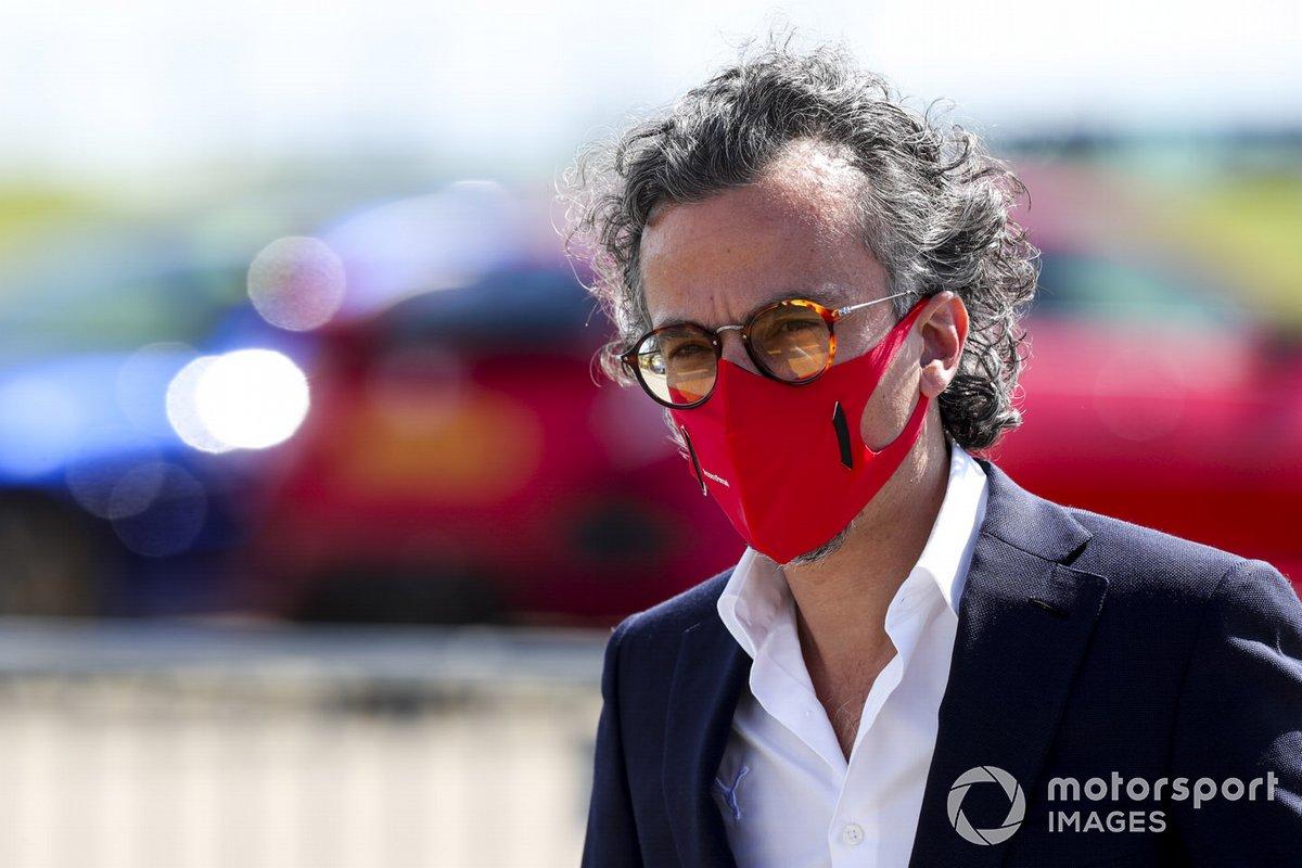 Laurent Mekies, Direttore Sportivo, Ferrari