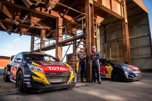 Timmy and Kevin Hansen, Hansen Motorsport