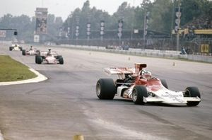 Jean-Pierre Beltoise, BRM P180, Ronnie Peterson, March 721G Ford