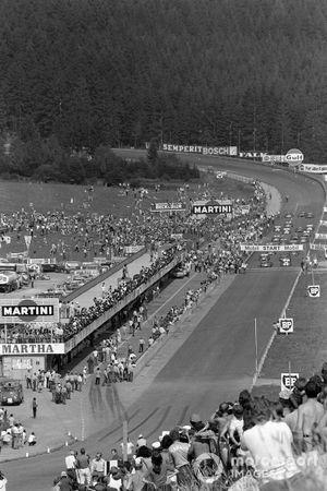 Österreichring in Zeltweg
