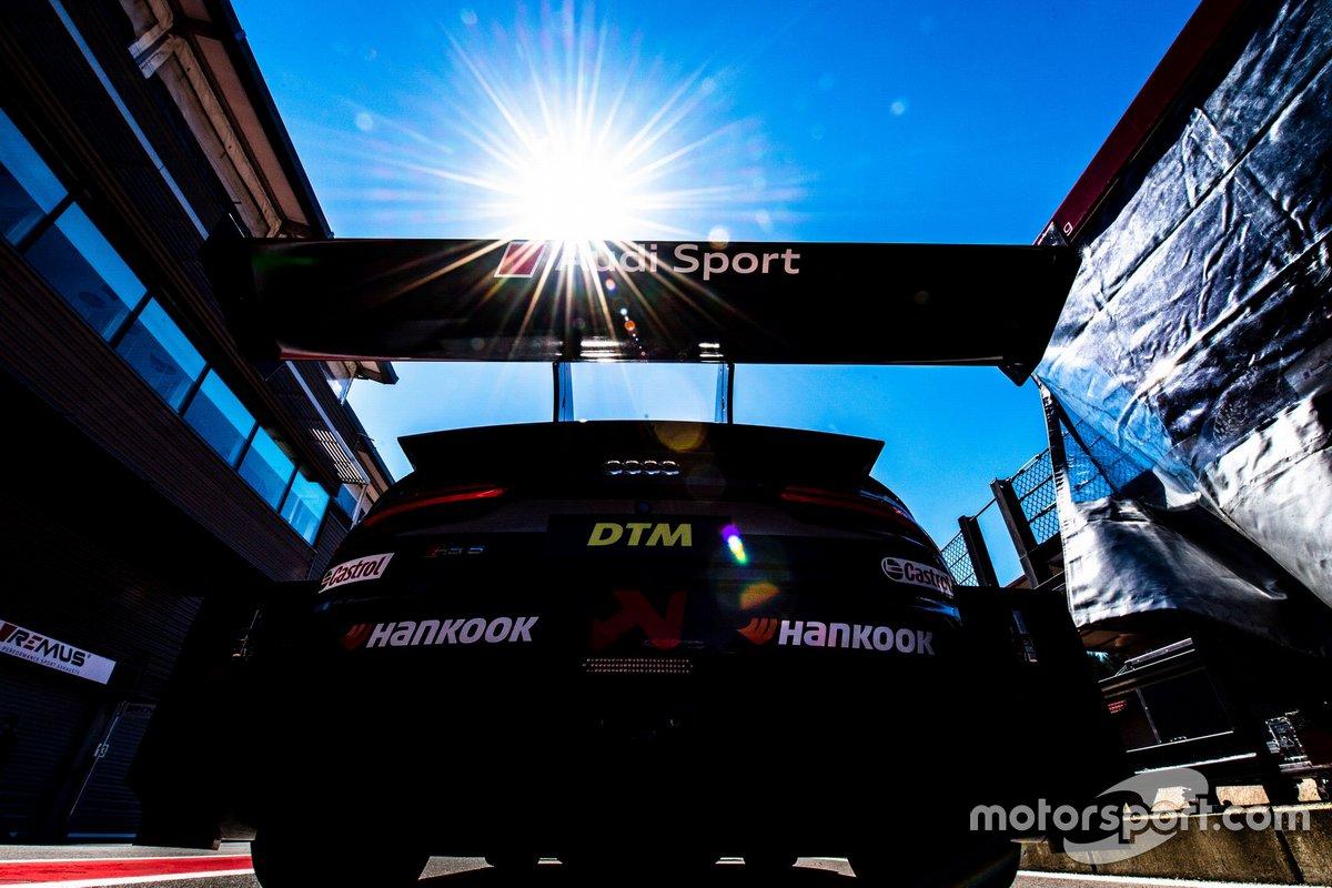 L'auto di Jamie Green, Audi Sport Team Rosberg, Audi RS 5 DTM