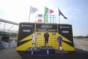 Caio Collet vence em Monza pela Fórmula Renault Eurocup