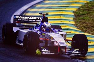Stephane Sarrazin, Minardi M01 Ford