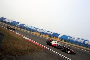 Lewis Hamilton, McLaren Racing